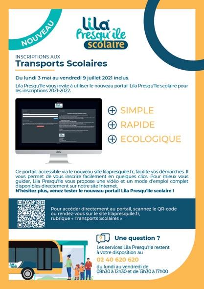 INSCRIPTIONS TRANSPORTS SCOLAIRES1