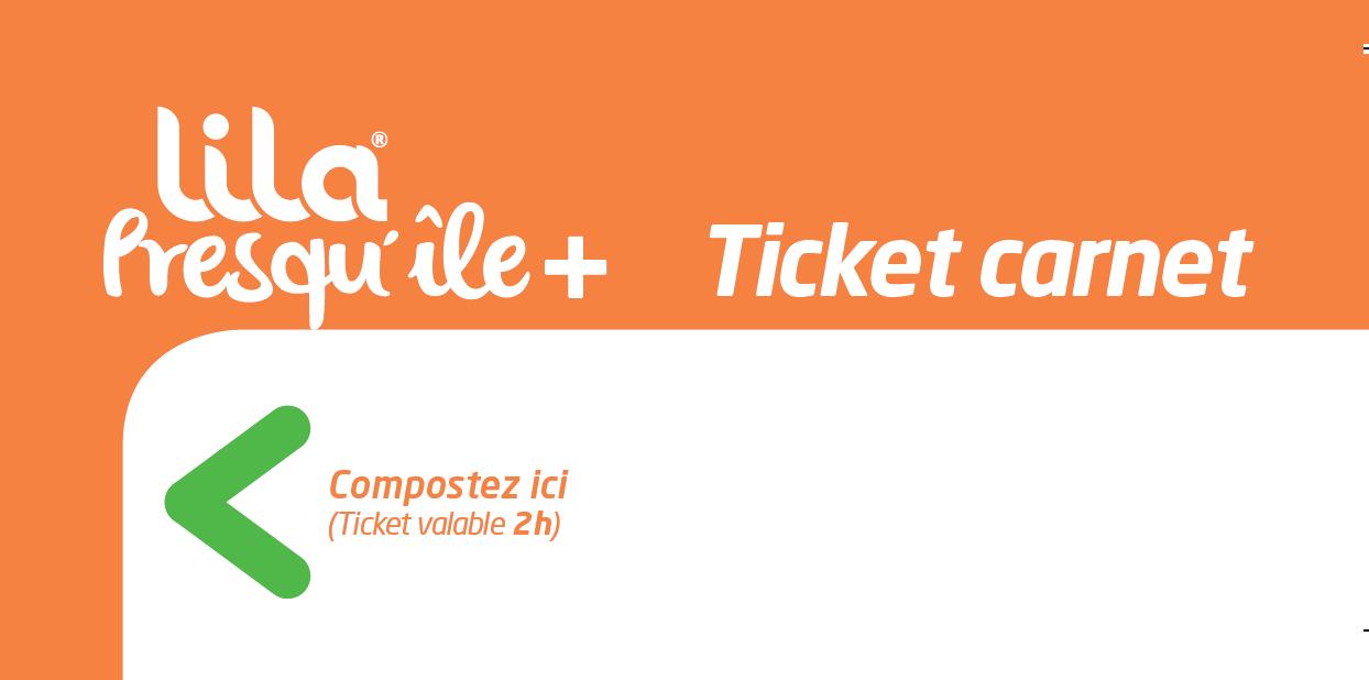 ticket carnet